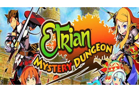 Etrian Mystery Dungeon Review (3DS) - GlitchFreeGaming