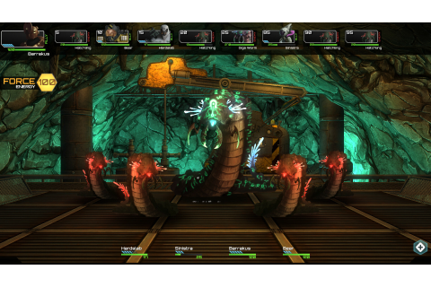 StarCrawlers - A Sci-Fi turn-based CRPG (Early Access ...