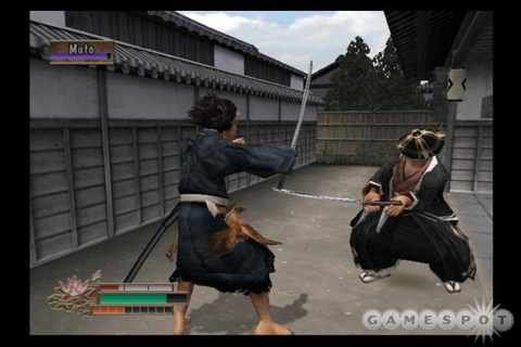 WAY OF THE SAMURAI 2 - PS2 - Imagen 199470
