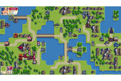 Wargroove Is A Spiritual Successor to Advance Wars, Coming ...
