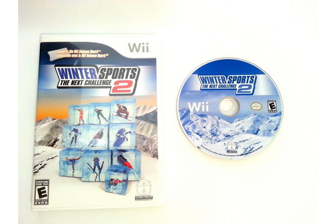 Winter Sports 2 The Next Challenge game for Wii | The Game Guy