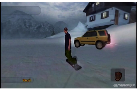 Transworld Snowboarding Download Game | GameFabrique