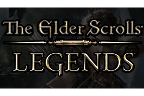 "Let's Try ""The Elder Scrolls: Legends"" CCG (Collectible ..."