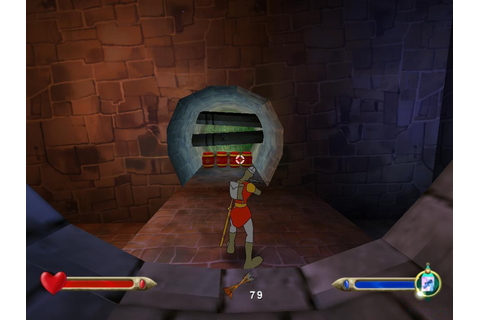 Dragon's Lair 3D: Return to the Lair Download (2002 Puzzle ...