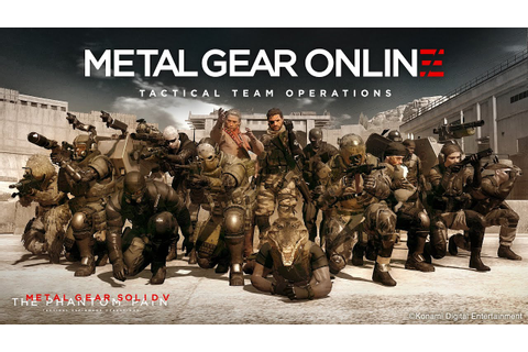 [Official] METAL GEAR ONLINE GAME PLAY DEMO | MGSV: THE ...