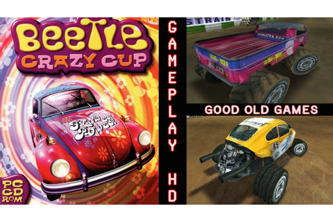 Beetle Crazy Cup Gameplay PC HD - YouTube