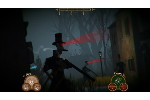 Sir, You Are Being Hunted Review - Games Finder