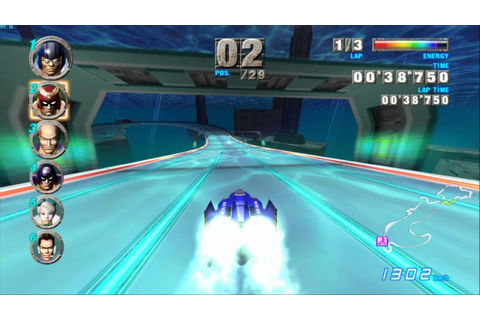 F-ZERO GX: The Fastest Racing Game In The World! - YouTube