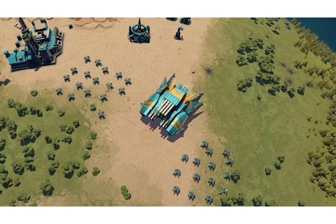 Free Steam Key: Planetary Annihilation | Indie Game Bundles