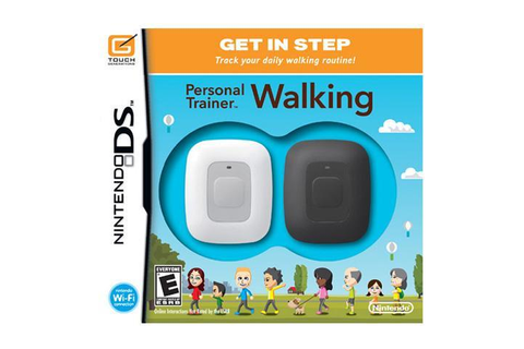 Personal Trainer: Walking Nintendo DS Game - Newegg.com
