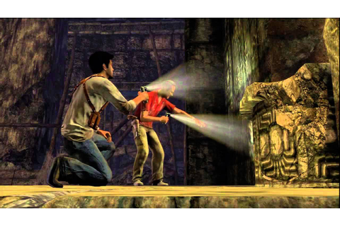 Uncharted Drake's Fortune PlayStation 3 GamePlay - YouTube