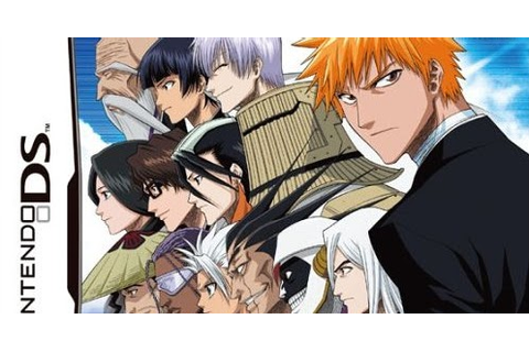 Download ROMs: Bleach: The Blade of Fate - Nintendo DS