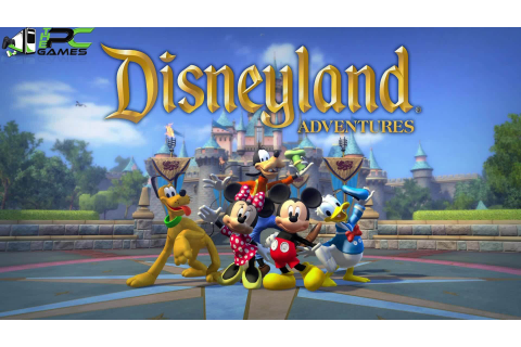 Disneyland Adventures PC Game Repack Free Download