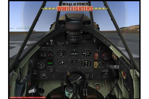 Picture of Wings of Power II: WWII Fighters (FSX Add-on)