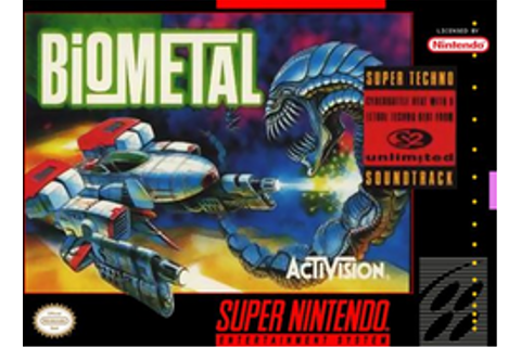 BioMetal (video game) - Wikipedia