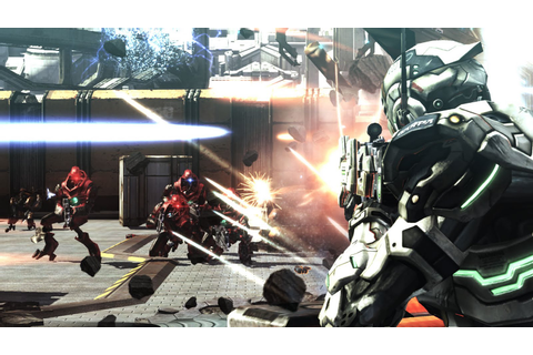 Best Game Wallpaper: Vanquish Game Online
