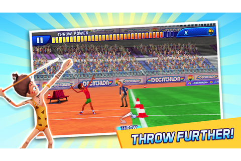 The Activision Decathlon MOD APK+DATA (Unlimited Gold ...
