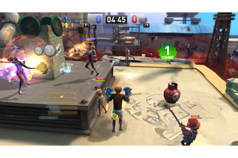Brawl Busters Review (PC) – The Average Gamer