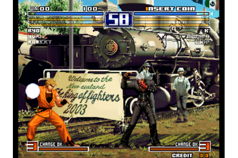 The King Of Fighters 2003 Full Version Game for PC Free ...
