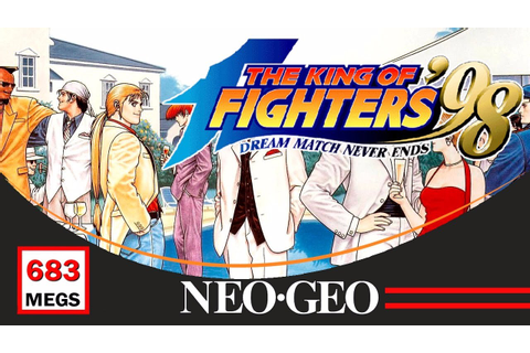 The King of Fighters '98: The Slugfest [Arcade] - YouTube