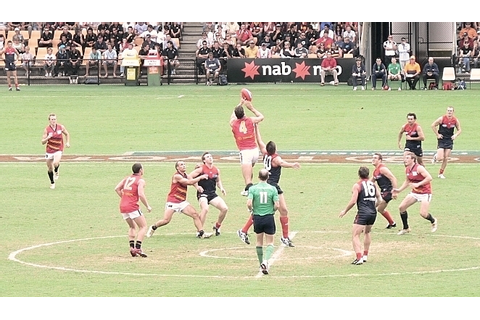 Laws of Australian rules football - Wikipedia