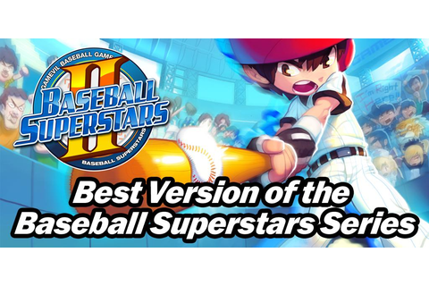 GAMEVIL Releases Free Baseball Superstars II for Android ...