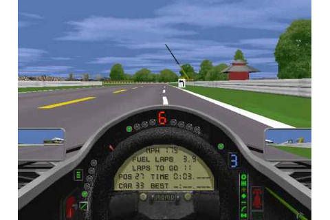MicroProse - Grand Prix 2 - 1995 - YouTube