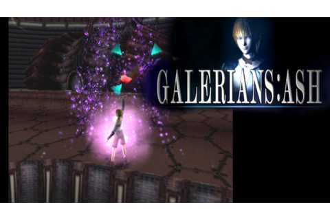 Galerians: Ash ... (PS2) - YouTube