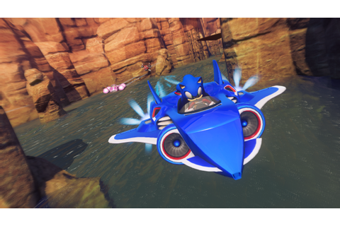 Sonic & All-Stars Racing Transformed Announced with ...