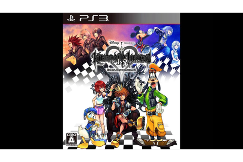 Kingdom Hearts 1.5 HD ReMIX OST - Vector To The Heavens ...