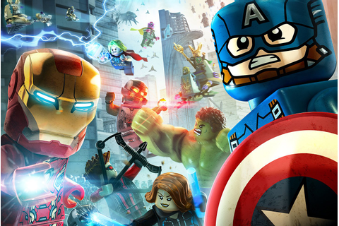 LEGO Marvel's Avengers Will Assemble in January 2016 ...