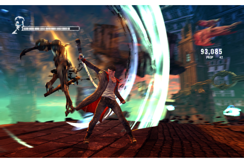 Acheter DmC Devil May Cry Jeu PC | Steam Download