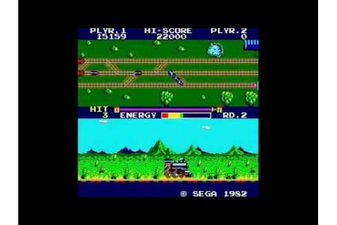Super Locomotive, 1982 Sega - YouTube
