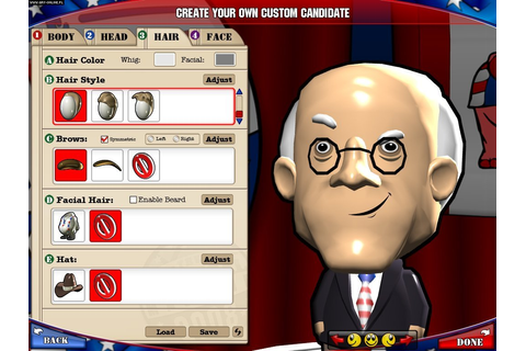 The Political Machine 2008 Screenshots, PC | gamepressure.com