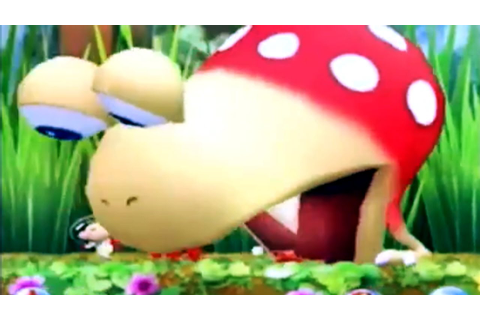 Hey! Pikmin Gameplay Trailer | New Pikmin Game for 3DS ...