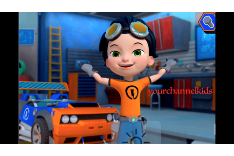 Rusty Rivets | Nick Jr games to play | yourchannelkids ...
