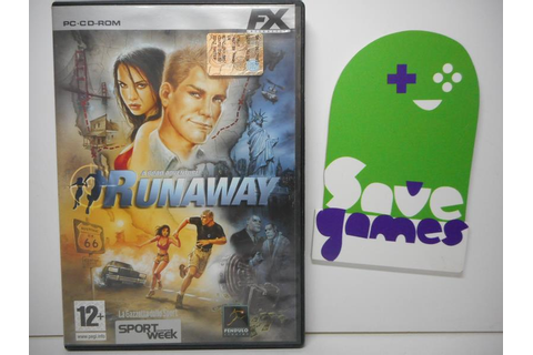 Runaway A Road Adventure - Save Games