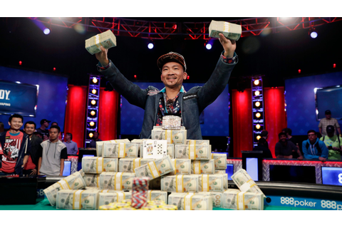 World Series of Poker: Qui Nguyen wins final table, takes ...