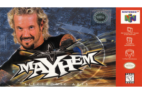 WCW Mayhem N64 Playthrough - QUEST FOR THE BEST with ...