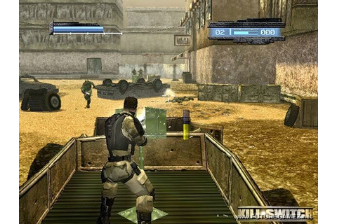 Kill Switch Games Free Download Full Setup | Tops Games Free