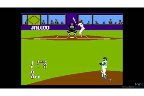 Bases Loaded - Game - Nintendo World Report