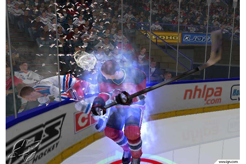 NHL Hitz 2003 Screenshots, Pictures, Wallpapers - GameCube ...