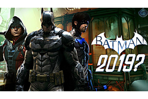 New Batman Arkham Game Confirmed for 2019? - YouTube