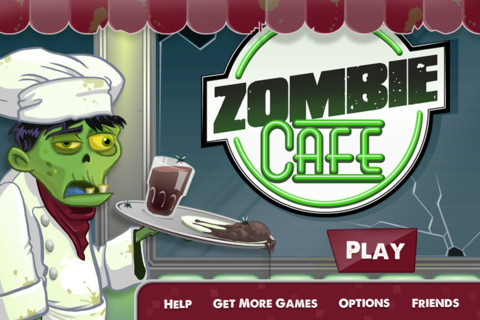 The Geeky Guide to Nearly Everything: [Games] Zombie Cafe ...