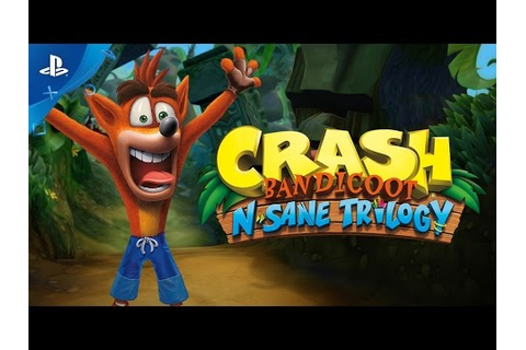 Crash Bandicoot N. Sane Trilogy Game | PS4 - PlayStation