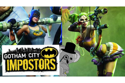 Gotham City Impostors - BATMAN vs JOKER - YouTube