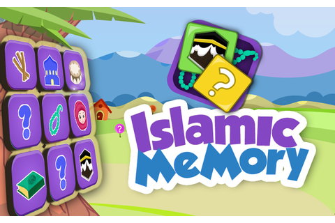 Islamic Memory Game for Kids