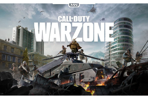 Call of Duty: Warzone is a free-to-play battle royale game ...