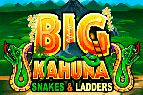 Play Big Kahuna - Snakes & Ladders - Online Slots - Wizard ...