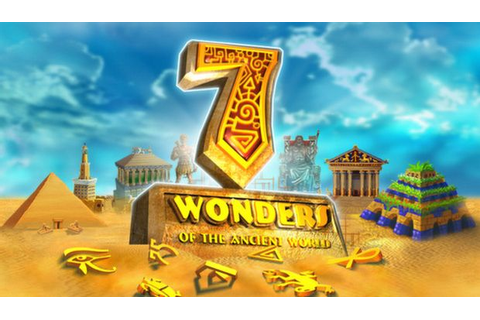 7 Wonders of the Ancient World Free Download « IGGGAMES